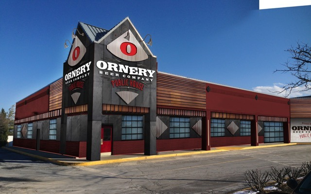 Ornery Brewery will open its doors in July.
