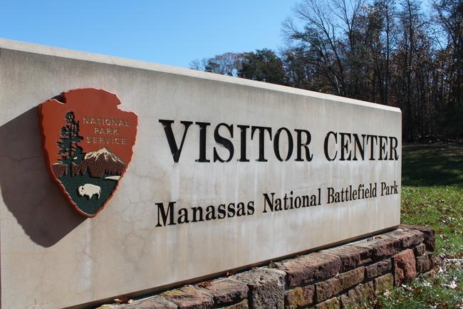 Manassas Battlefield visitor center