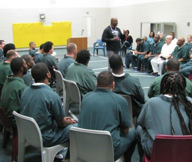 Nearly 100 Inmates Join Church of Pastor who Preaches at ...