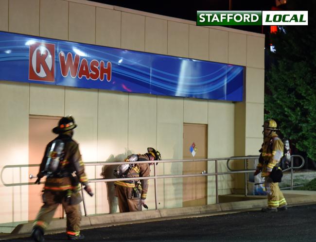 Fire Crews Called Twice To Aquia Town Center For Gas Odor