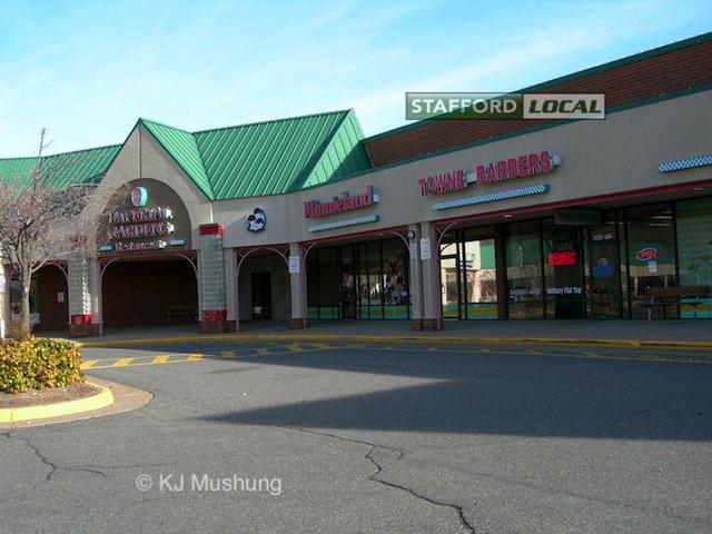 Aquia Towne Center