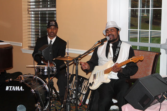 Arbor Terrace Sudley Manor threw a party to celebrate a renovation in the Manassas-area assisted living home.