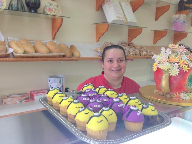 Mario Rubio opened Bellash Bakery in Woodbridge.