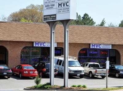 Adult video store locator