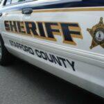 042711 Stafford Sheriff's car