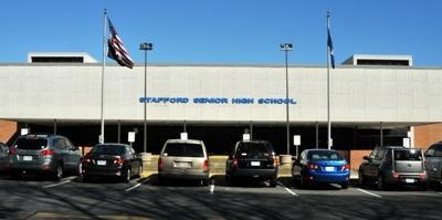 Stafford High School (Mary Davidson/PotomacLocal.com)