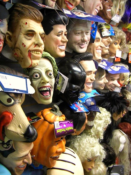Last-Minute Halloween Costumes can be Crafty - Potomac Local