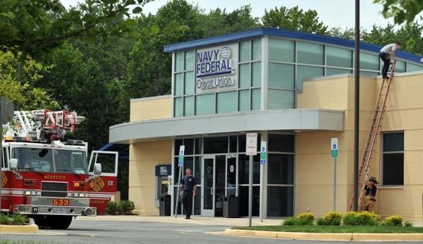 Fire Crews Called To Quantico Business Center Potomac Local