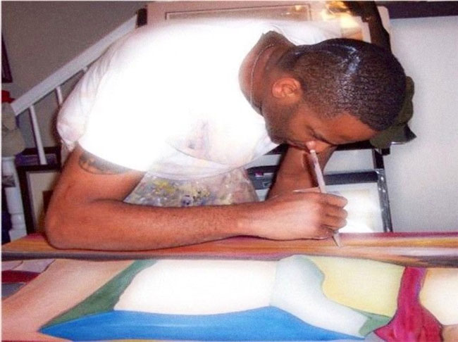 Artist, Rayhart, will be featured at the Center for the Arts at the Candy Factory in Manassas. [Submitted photo]
