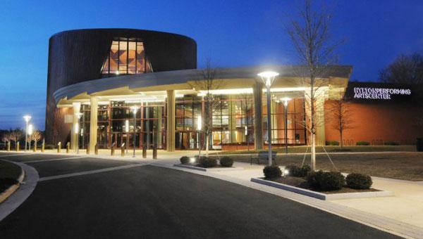 Hylton Performing Arts Center [Courtesy photo]