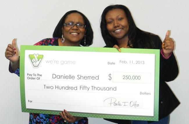 [Photo: Virginia Lottery]