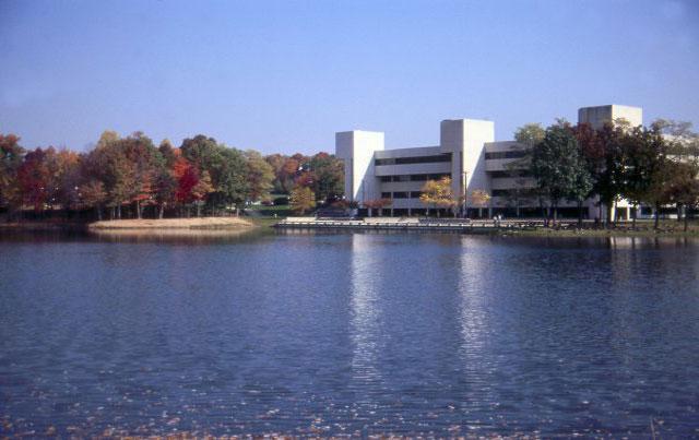 Northern Virginia Community College's Woodbridge Campus [Photo: NOVA]