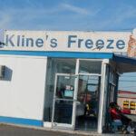 Kline's freeze restaurant, manassas, centreville road, route 28