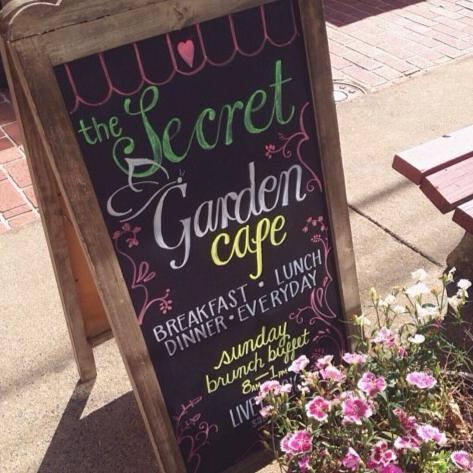 Secret Garden Cafe Occoquan