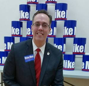 mike may for commonwealth attorney