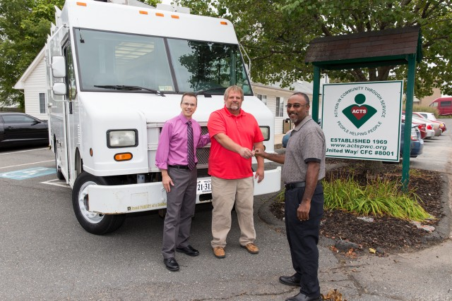 Virginia dominion power donates van to acts potomac local for Domon power release