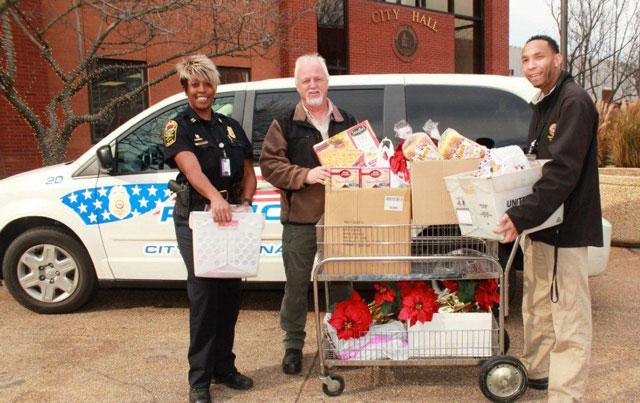 Manassas City Staff Gives 380 Hours Of Community Service
