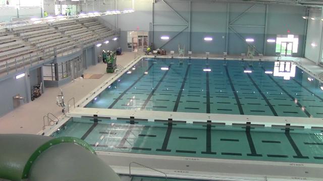 Aquatics Center Inside Colgan High School To Open September 10
