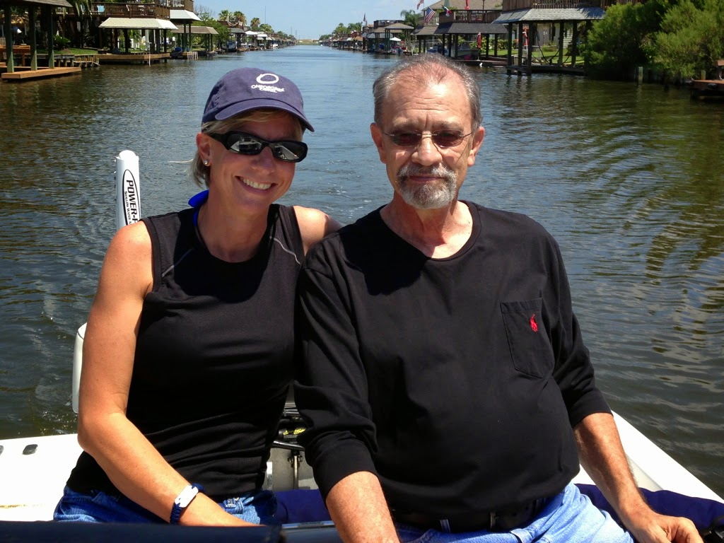 John and Jenn Mathis